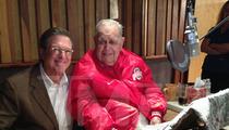 Papa Smurf Jonathan Winters -- La La La La La La ... Last Photos Before Death