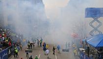 Boston Marathon Bombing -- 3 Dead, No Suspects