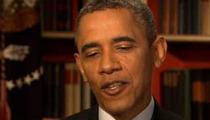 President Barack Obama -- I'm Not Jay-Z's Travel Agent