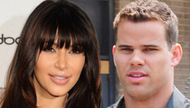 Kim Kardashian -- OFFICIALLY DIVORCED
