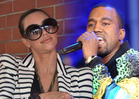 Kim Kardashian and Kanye West -- 100,000 Reasons He's No Absentee Dad