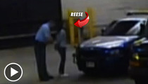 Reese Witherspoon in Handcuffs -- Police Video