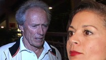 Clint Eastwood's Wife -- Severely Depressed ... Marriage Is Falling Apart