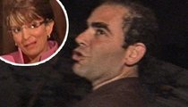 Pete Sampras Backhands Tina Fey