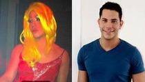 Christian Chavez Domestic Violence Arrest -- Tweet Triggered Fight
