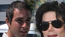 Michael Jackson Estate -- Molestation Accuser Wade Robson is 'Outrageous and Pathetic'