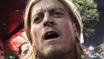 Puddle of Mudd Singer Wes Scantlin -- Arrested in Hollywood