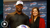 Buffalo Bills' Mario Williams -- 785,000 Reasons to Hate Your Ex