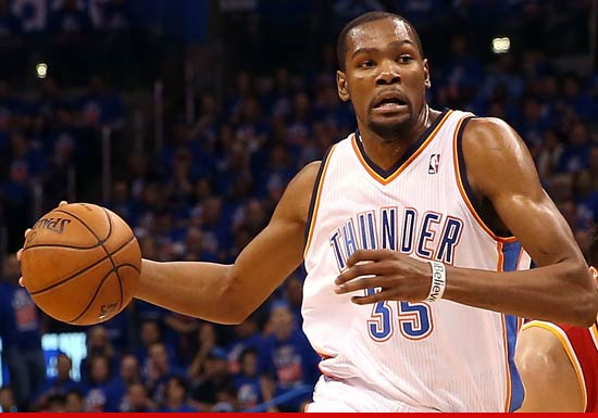 974705a7fd78 Oklahoma City Thunder all-star Kevin Durant has overcome his fear of  spider-ly lawsuits ... TMZ has learned his legal war over the nickname