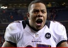 NFL Superstar Ray Rice BURGLARIZED -- Thief Jacks Guns, Cash