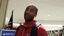 NBA Player Dahntay Jones -- Hey Kobe, I'M SORRY FOR INJURING YOU!!