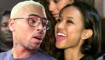 Chris Brown and Karrueche Tran -- LIVING TOGETHER AGAIN!