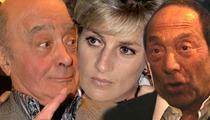Dodi Fayed's Dad Sues Paul Anka, Claiming 'My Way' Is B.S.