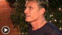 Dolph Lundgren -- Best Death Scene Ever ... in Movies Entitled 'Rocky IV'