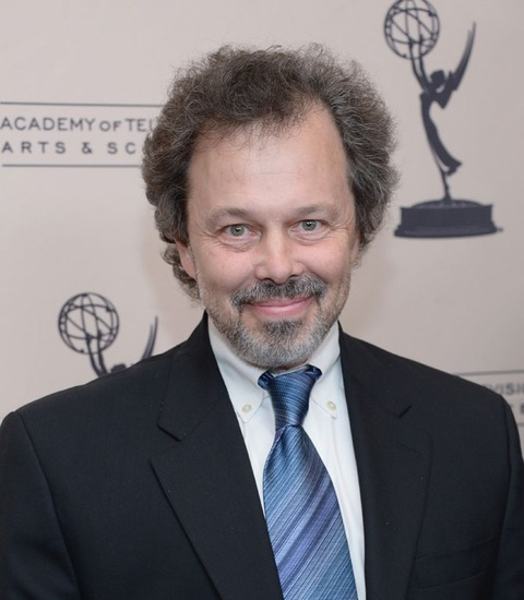 Curtis Armstrong looks talented at an Emmy awards event!