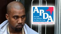 Kanye West -- Under Attack Over 'Parkinson's' Lyric On New Album