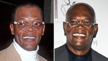 Samuel L. Jackson: Good Genes or Good Docs?