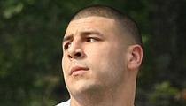 Aaron Hernandez -- Cops Won't Confirm If He's a Suspect In 2012 Double Murder