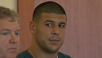 Aaron Hernandez -- 'Person of Interest' in Double Murder Investigation