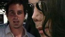 Wade Robson -- Michael Jackson Had a Child Sex Alarm