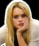 Lindsay Lohan: Staying Sober