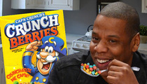 Jay-Z -- I'm a CEREAL Killer