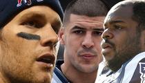 Aaron Hernandez Jersey Exhange -- Tom Brady NOT Most Requested Replacement