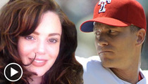 'Baseball Wives' Star Anna Benson -- Husband's Terrified 911 Call