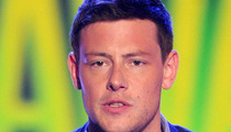 Cory Monteith Dead -- 'Glee' Star 'Finn Hudson' Dies in Vancouver