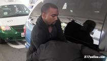 Kanye West Goes Postal on Another Photog -- Paramedics On Scene [VIDEO]