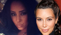 Myla Sinanaj -- I Watched Kim Kardashian's Sex Tape ... While Making My Own