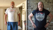 Jake the Snake -- I Lost 70 Lbs Doing Yoga & I'm Ready to Rumble!