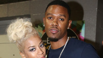 Keyshia Cole's Husband Daniel Gibson -- ARRESTED for Assault and Battery [Update]