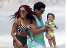 Snooki -- High & Waisted with Baby