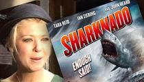 Tara Reid in 'Sharknado' S**tstorm