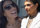 'RHONJ' Star Danielle Staub -- Handles Bankruptcy WAY Better Than Indicted Co-Star