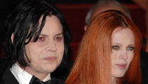 Jack White's Estranged Wife -- He Scares Me ... I Need a Restraining Order