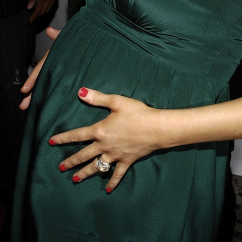 Guess the pregnant belly!