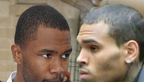 Frank Ocean's Cousin Sues Chris Brown -- His Thug Beat Me to a Pulp