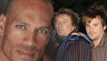 Rod Stewart Sued By Personal Trainer -- Your Son's a Chump!