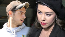 Kourtney Kardashian -- Male Model Says DNA Test Is BS