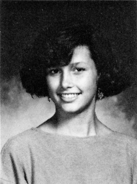 Bridget Moynahan, 1988