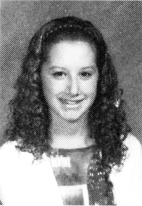 Ashley Tisdale, 2000