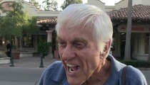 Dick Van Dyke -- Pens Limerick About Escape From Burning Jag