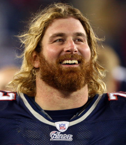 #8 - Patriots' Matt Light