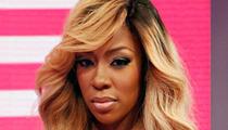 'Love & Hip Hop' Star K. Michelle -- $52,000 Bitch Slap