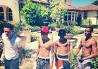 Justin Bieber -- His Shirtless Disease Is Spreading