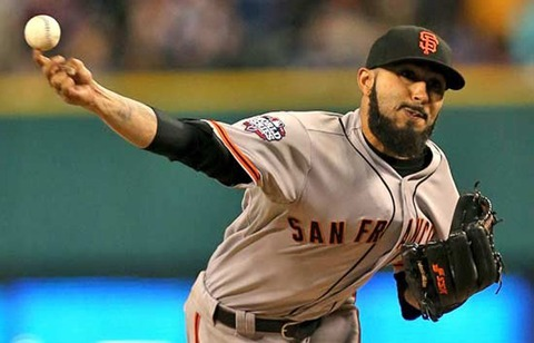 World Series hero Sergio Romo was handcuffed New Year's Day 2013 at the Las Vegas airport after allegedly becoming belligerent with a TSA officer