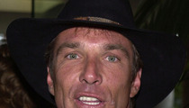 John Clark Gable -- Charged with DUI & Hit-and-Run After 6-Car Collision
