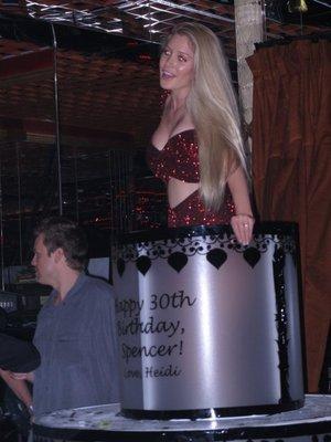 Heidi and Spencer's Birthday Bash
